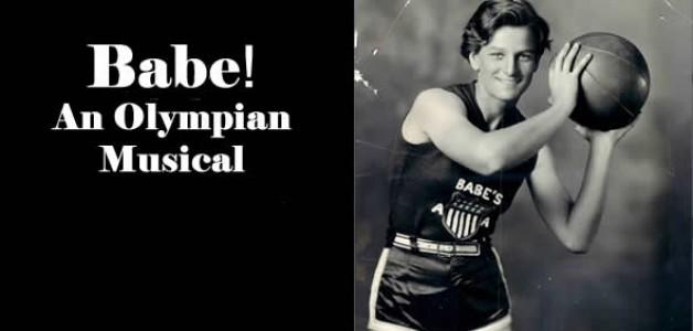 Babe! An Olympian Musical