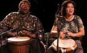 Wahru and Rani Biffle-Quimba