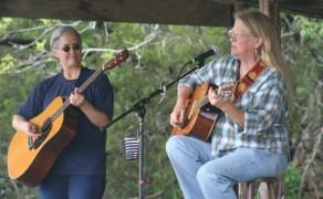 Nancy Scott with Millie Marlow